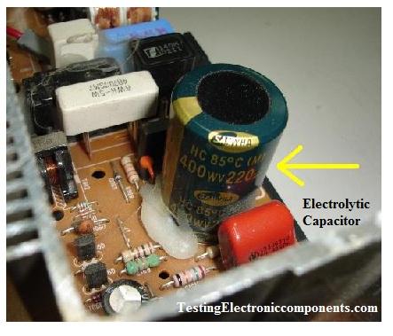 descargar el capacitor